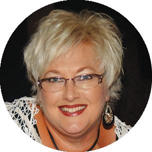 Portrait of AIM Director Cindy Ponchot