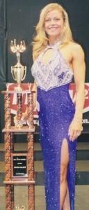 Debra 2nd place at World Championships