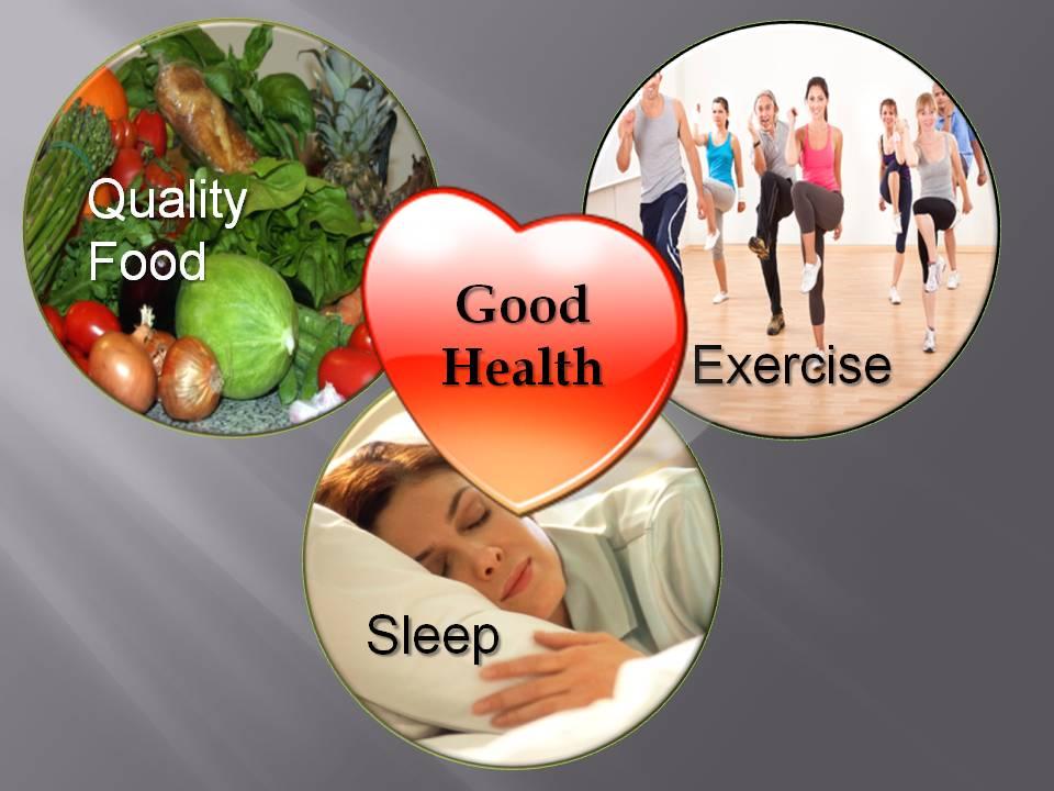 AIM for Good Health in the New Year - Debra Pugh ...