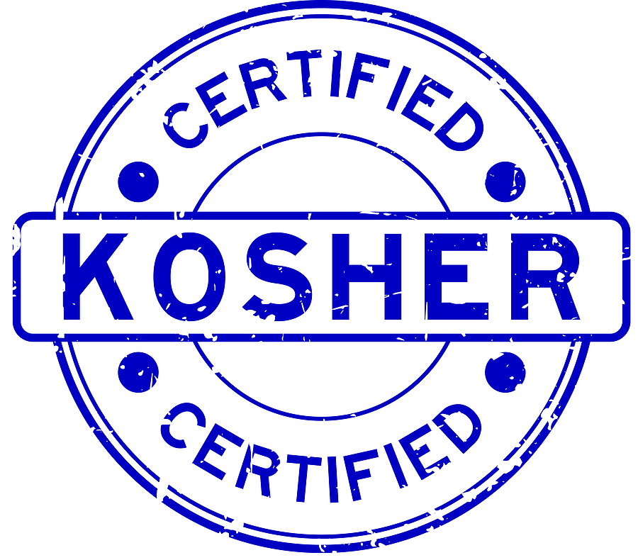 kosher certification certified